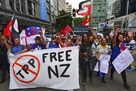 Trans Pacific Agreement Threatens Internet Freedom